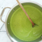 Creamy-Asparagus-and-Pea-Soup-Vegan-9-ingredients-SO-healthy-vegan-glutenfree