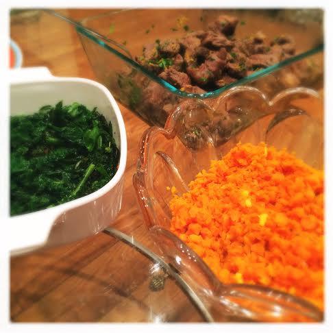 Citrus Carrot Rice